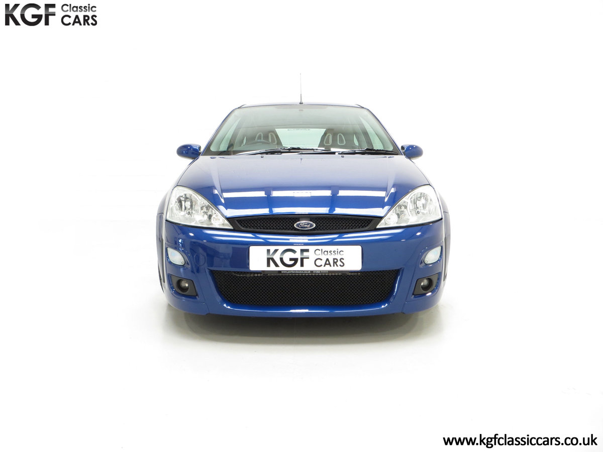 2003 An Early Build Ford Focus RS Mk1 with a Massive History File SOLD (picture 3 of 24)