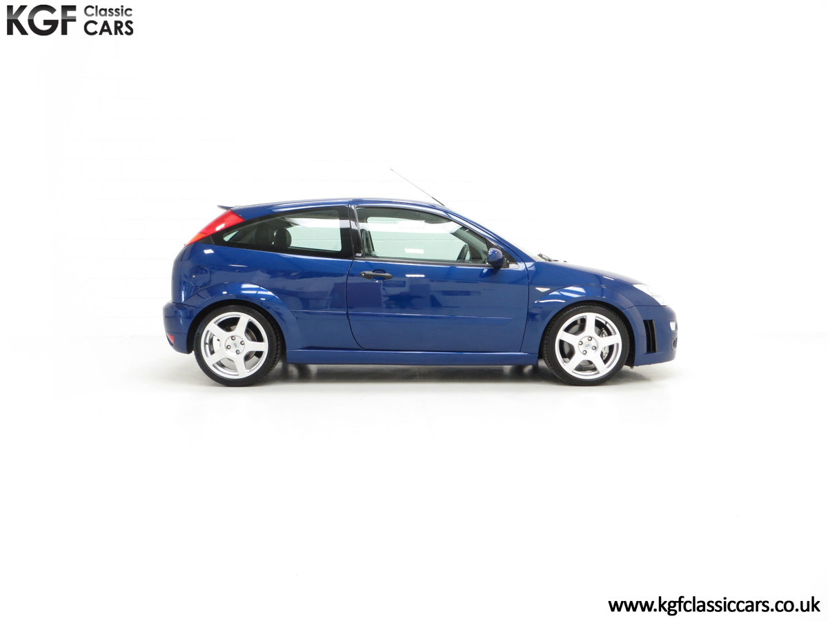 2003 An Early Build Ford Focus RS Mk1 with a Massive History File SOLD (picture 14 of 24)