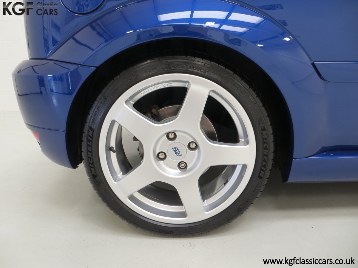2003 An Early Build Ford Focus RS Mk1 with a Massive History File SOLD (picture 15 of 24)