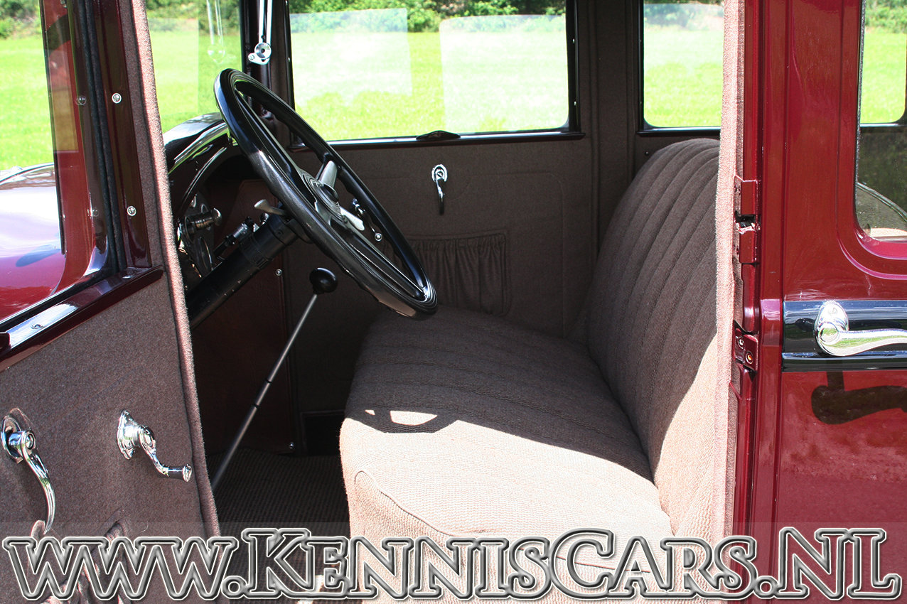 Ford 1930 Model A Seven Window Sedan For Sale (picture 6 of 6)