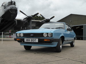Ford Capri 1.6 GL with only 32500 miles