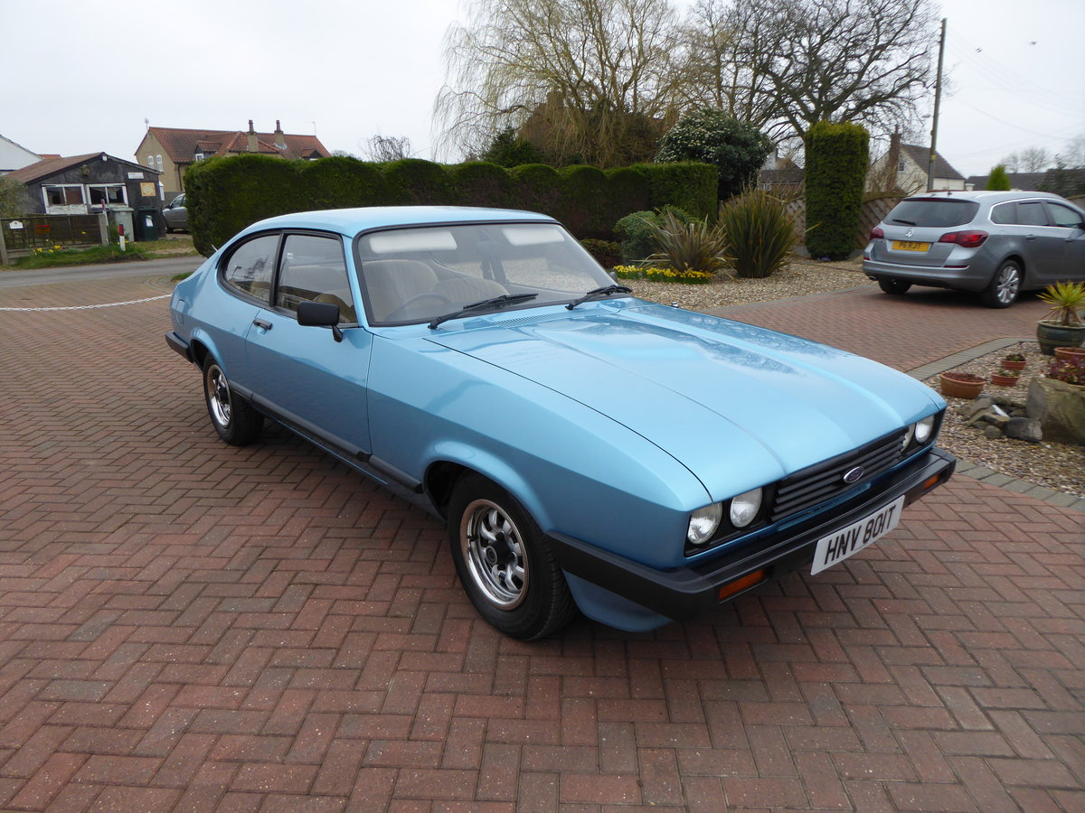 1979 Ford Capri 1.6 GL with only 32500 miles For Sale (picture 2 of 6)