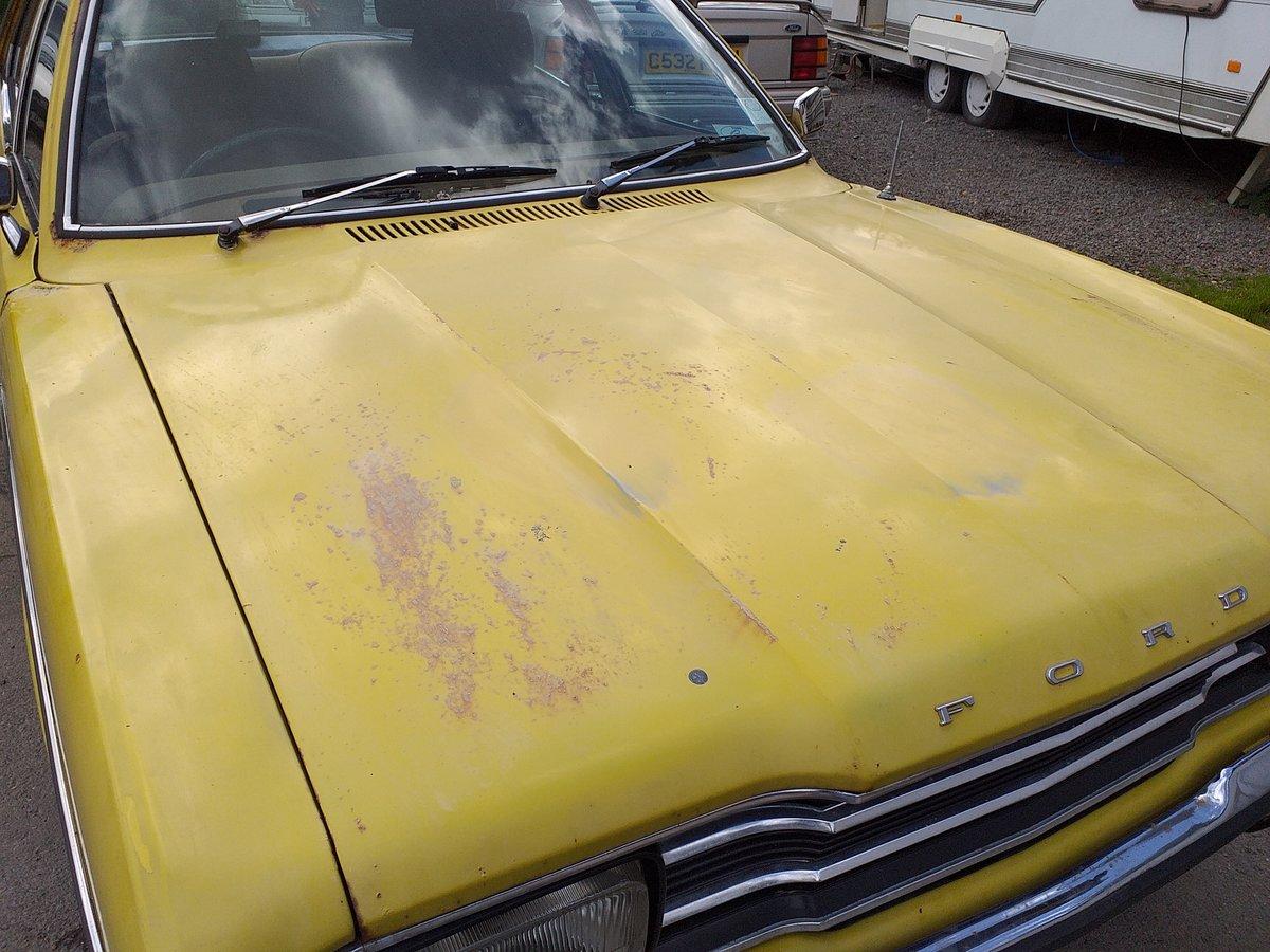 1975 Ford cortina 2000e For Sale (picture 4 of 6)