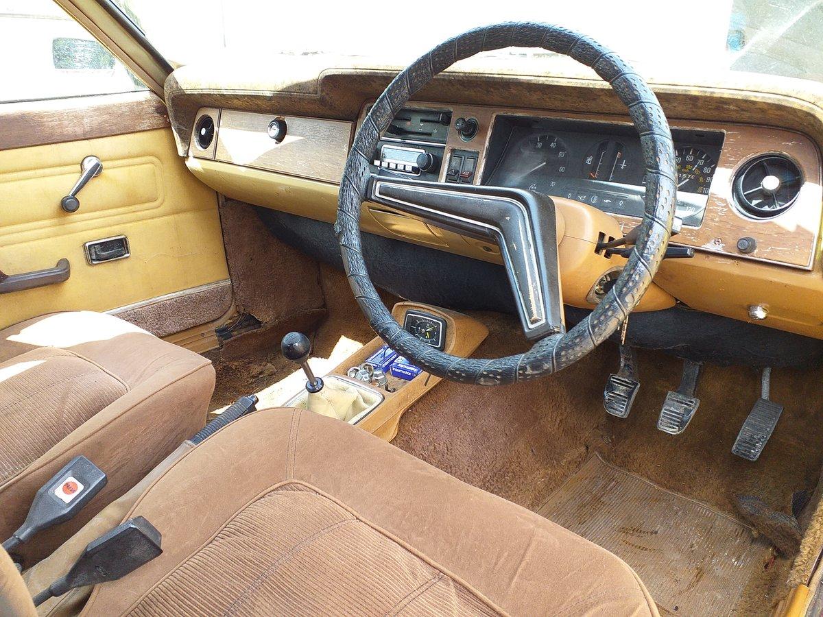 1975 Ford cortina 2000e For Sale (picture 5 of 6)