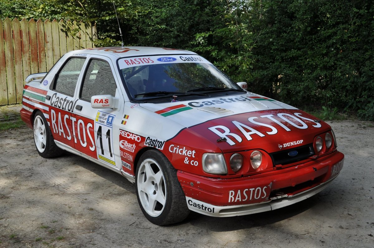 1988 Ford Cosworth 4X4 Group A For Sale (picture 3 of 6)