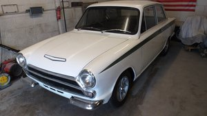 CORTINA MK1 GT EXPORT STRENGTHENED / LIGHTWEIGHT FACTORY CAR