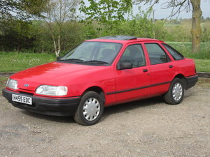 1990 Ford Sierra 1.8LX For Sale