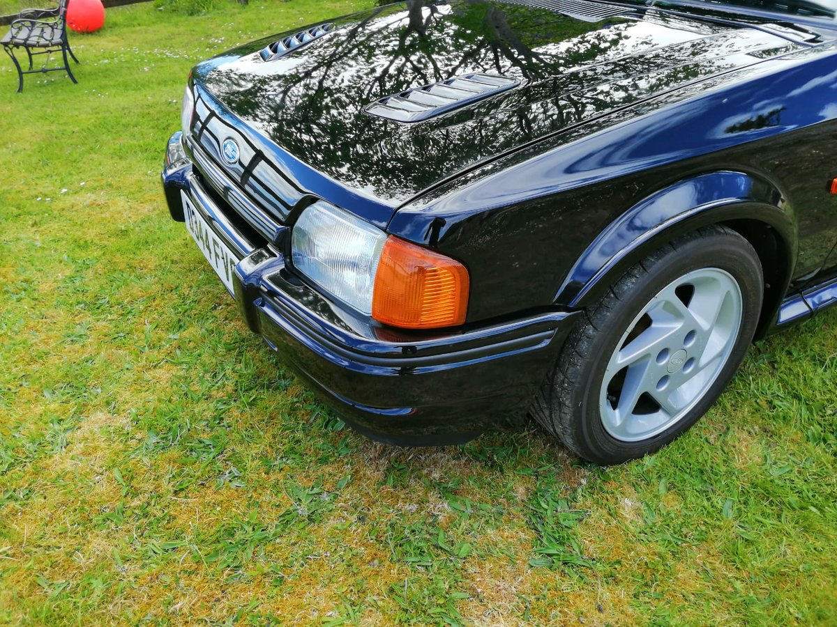 1987 Ford Escort RS Turbo S2 For Sale (picture 4 of 6)