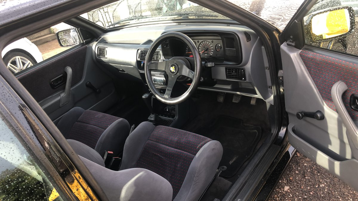 1987 Ford Escort RS Turbo S2 For Sale (picture 5 of 6)