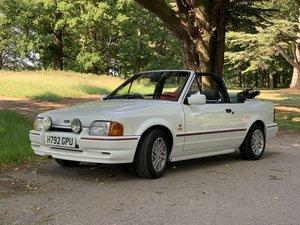1990 MUST SEE ESCORT XR3I