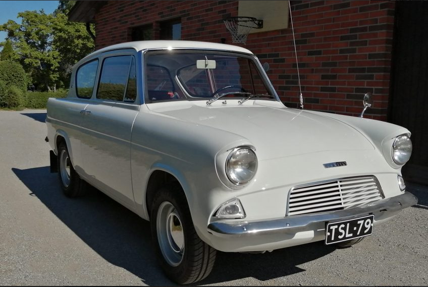 1964 Ford Anglia 106e For Sale (picture 1 of 4)