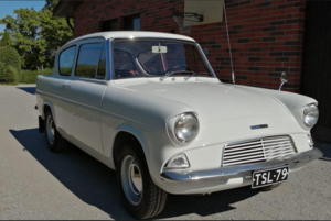 1964 Ford Anglia 106e For Sale