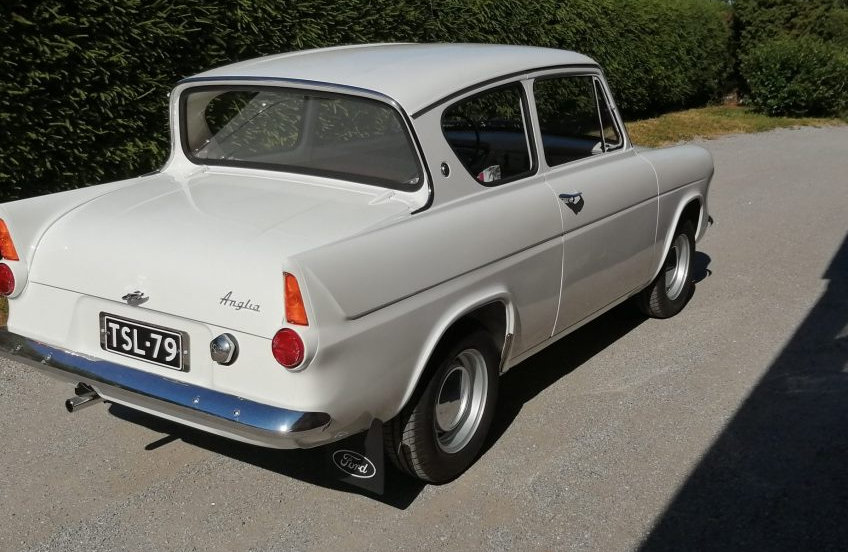1964 Ford Anglia 106e For Sale (picture 2 of 4)
