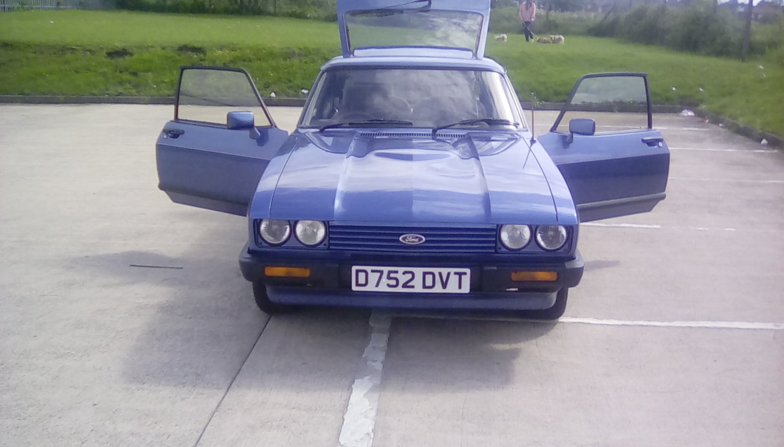 1987 Ford Capri 2.0 laser SOLD (picture 2 of 6)