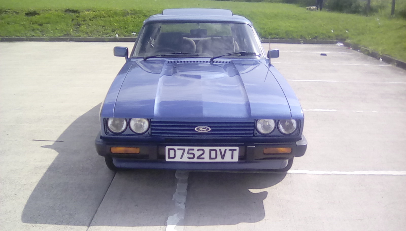 1987 Ford Capri 2.0 laser SOLD (picture 3 of 6)