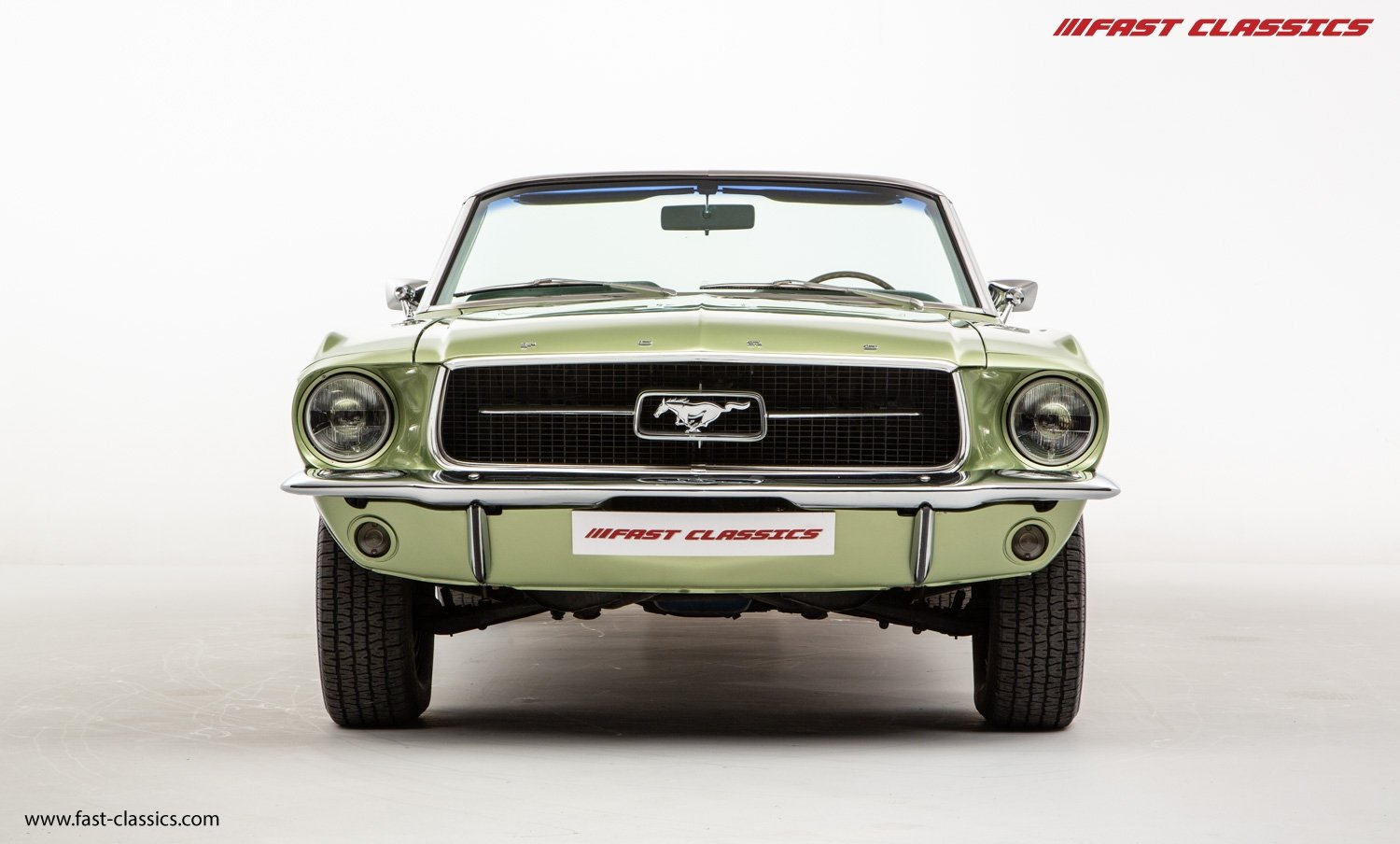 FORD MUSTANG CONVERTIBLE // 1967 FACTORY 4-SPEED MANUAL For Sale (picture 5 of 23)