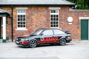 1984 Ford Sierra Cosworth RS500 Eggenberger Replica