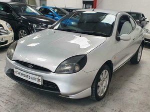 2002 FORD PUMA 1.7 *GEN 67,000 MILES*FAMILY OWNED (SINCE 05)*MINT