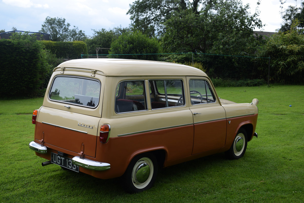 1958 FORD SQUIRE - MEGA RARE ESTATE, JUST DELIGHTFUL! SOLD (picture 2 of 6)