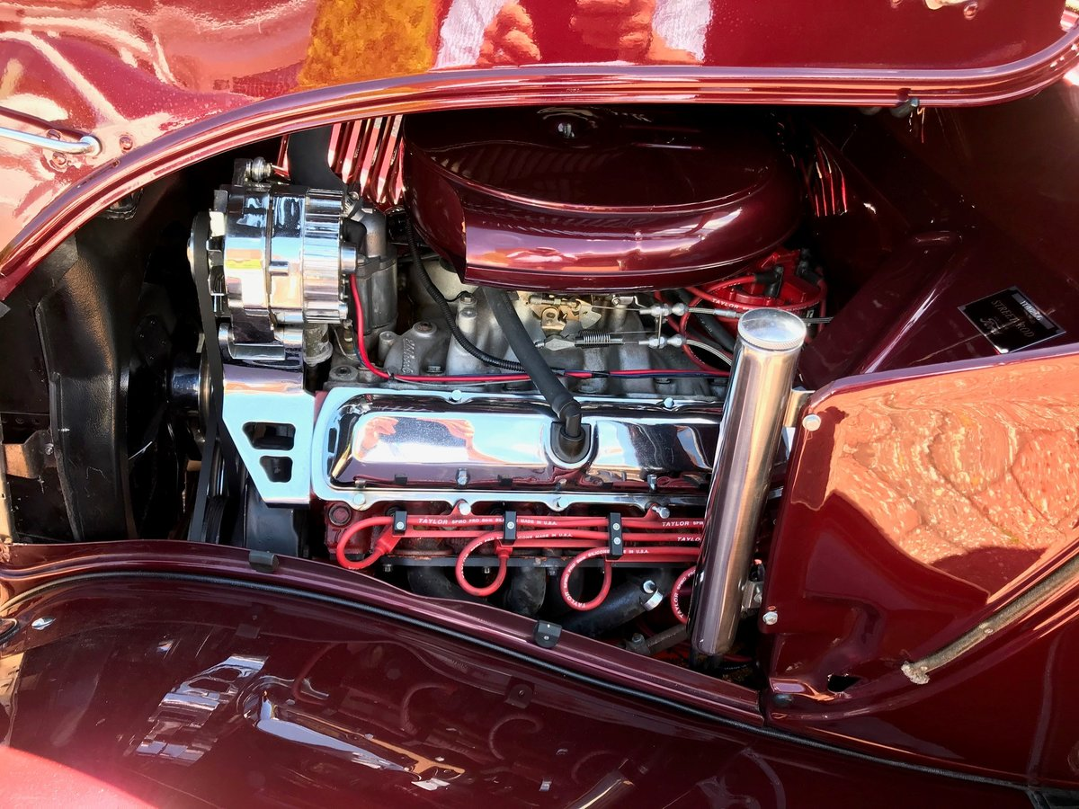 1934 Ford 5 Window Coupe - All Henry Ford Steel For Sale (picture 5 of 6)