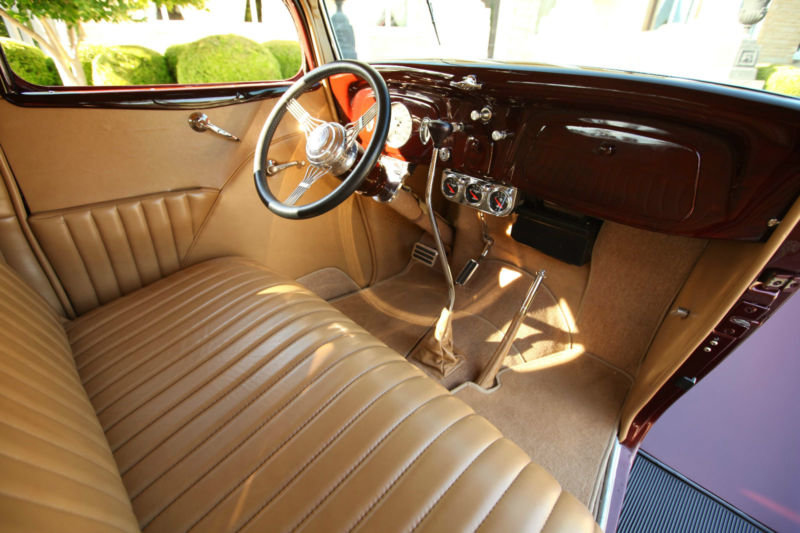 1934 Ford 5 Window Coupe - All Henry Ford Steel For Sale (picture 6 of 6)