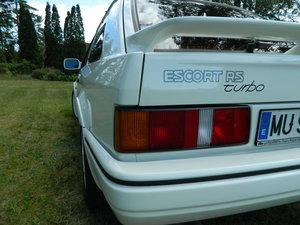 1989 Escort RS Turbo