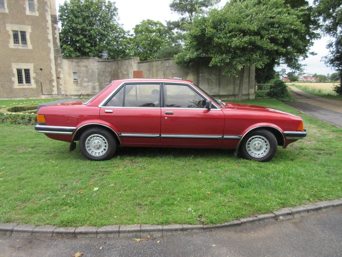 1983 Ford Granada 2.8GL MK2 Auto For Sale (picture 1 of 6)
