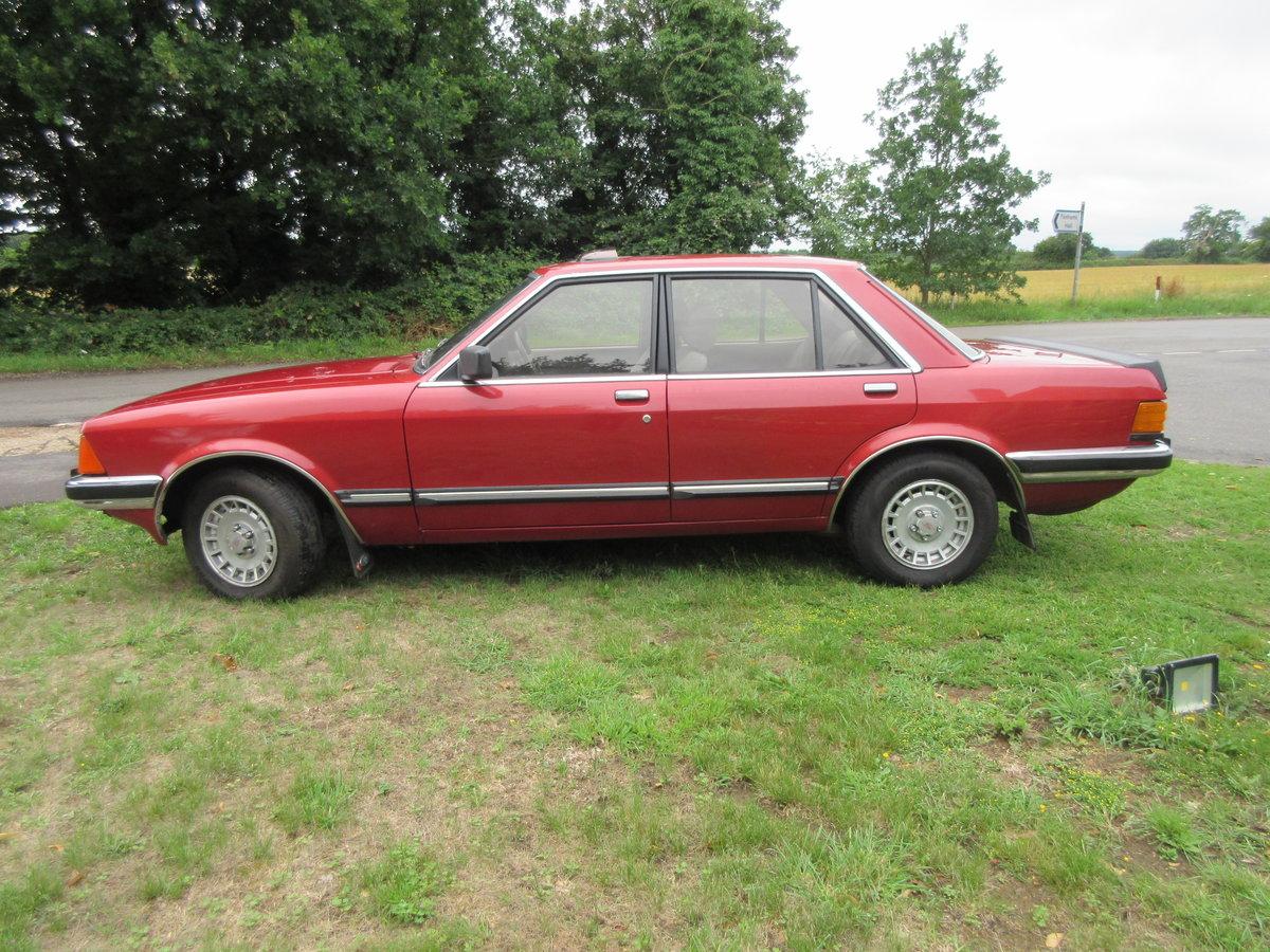 1983 Ford Granada 2.8GL MK2 Auto For Sale (picture 3 of 6)
