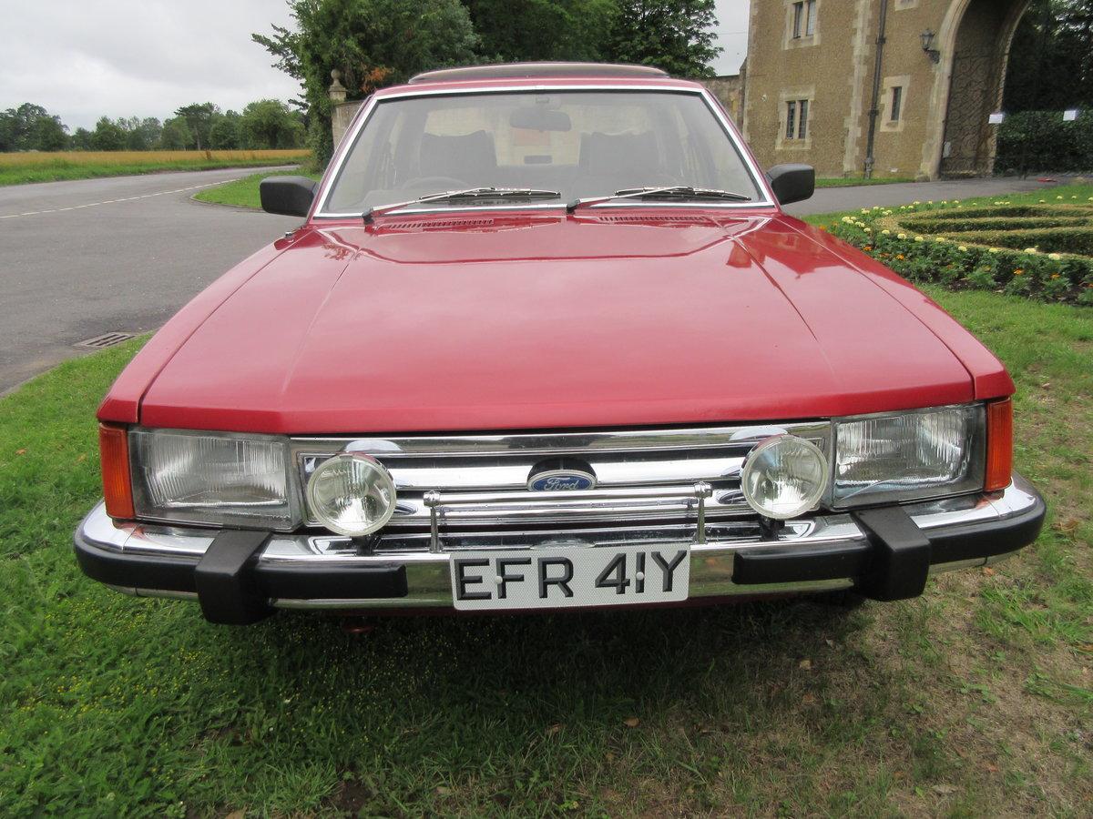 1983 Ford Granada 2.8GL MK2 Auto For Sale (picture 4 of 6)