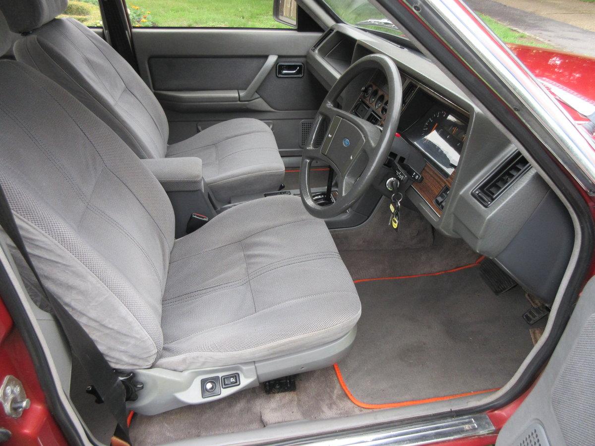 1983 Ford Granada 2.8GL MK2 Auto For Sale (picture 5 of 6)