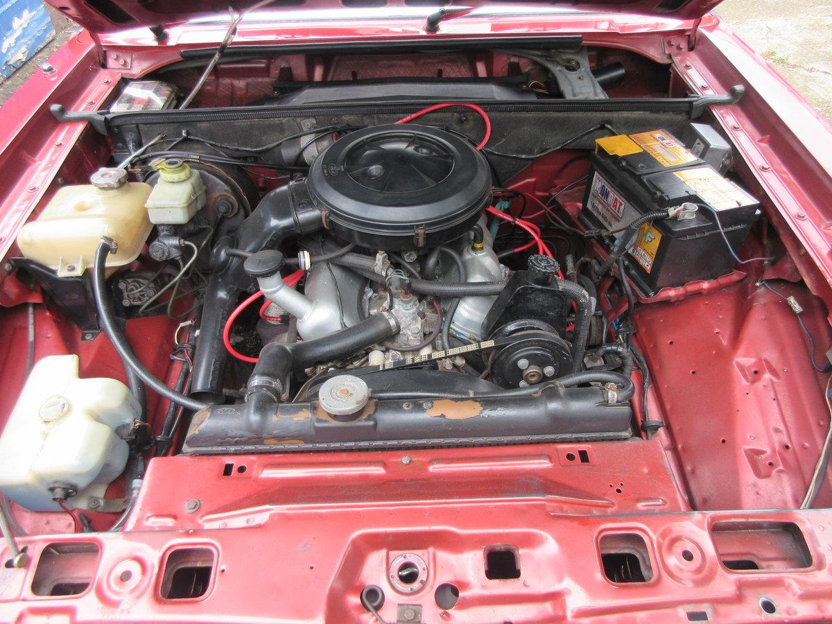 1983 Ford Granada 2.8GL MK2 Auto For Sale (picture 6 of 6)