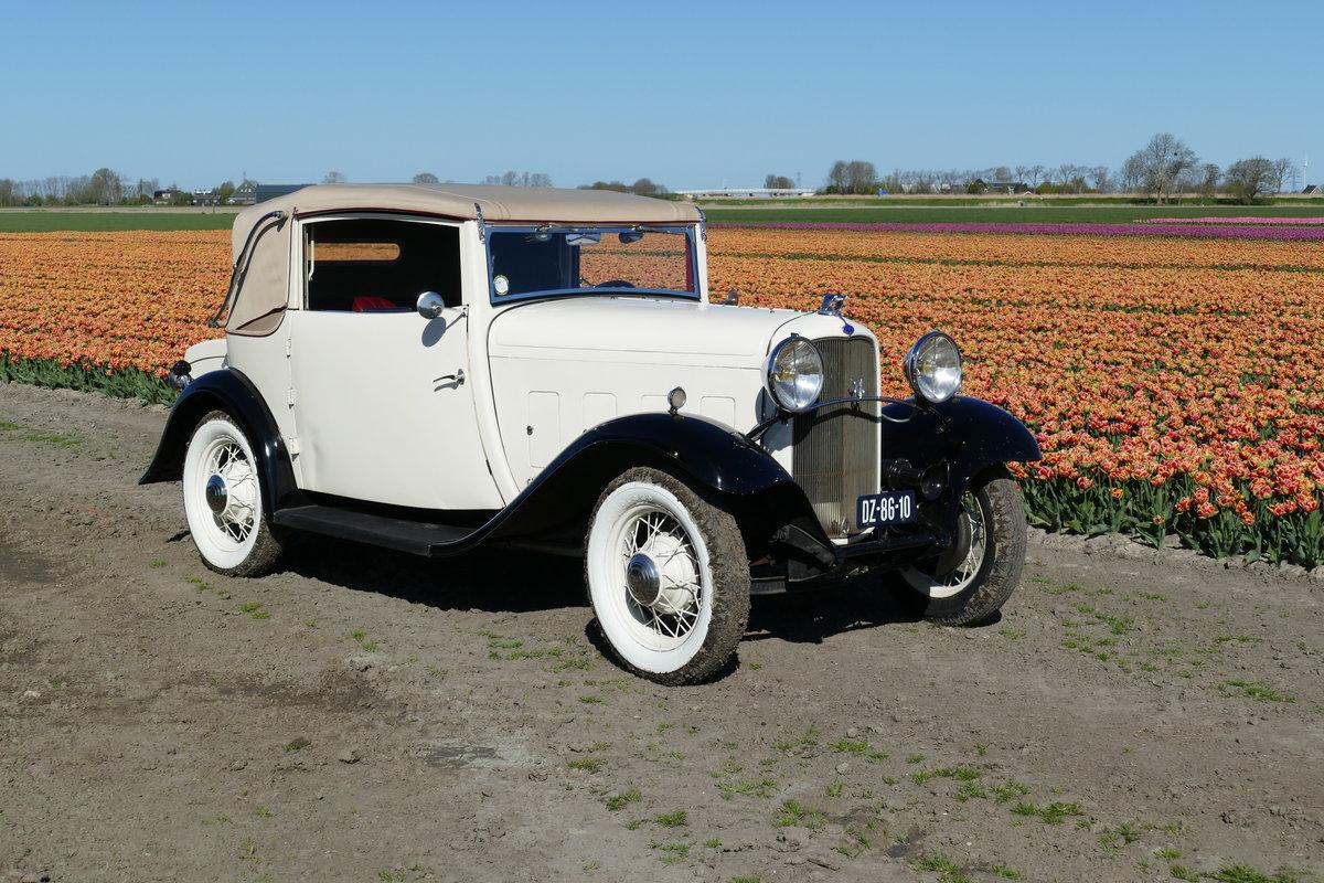 Ford V8 1932 Cabriolet Vandenplas , Mille Miglia For Sale (picture 3 of 6)