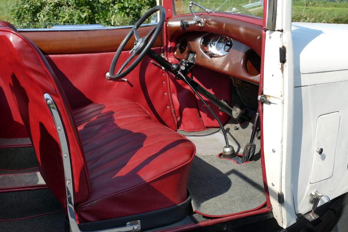 Ford V8 1932 Cabriolet Vandenplas , Mille Miglia For Sale (picture 5 of 6)