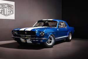 1965 FORD MUSTANG 289 FIA