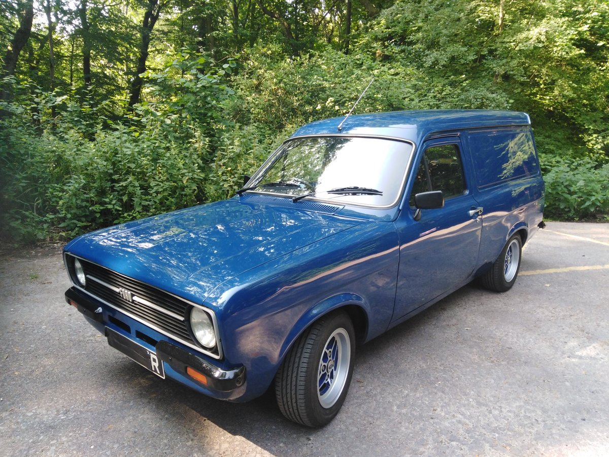 1976 Ford Escort Van MK2 SOLD (picture 6 of 6)