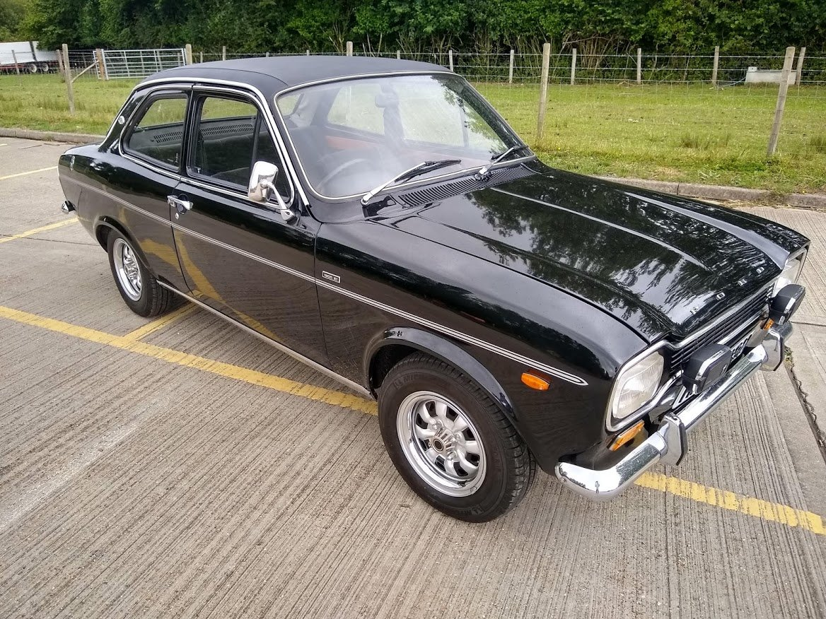 1975 Ford Escort MK1 1300E for auction 16th - 17th July For Sale by Auction (picture 2 of 6)