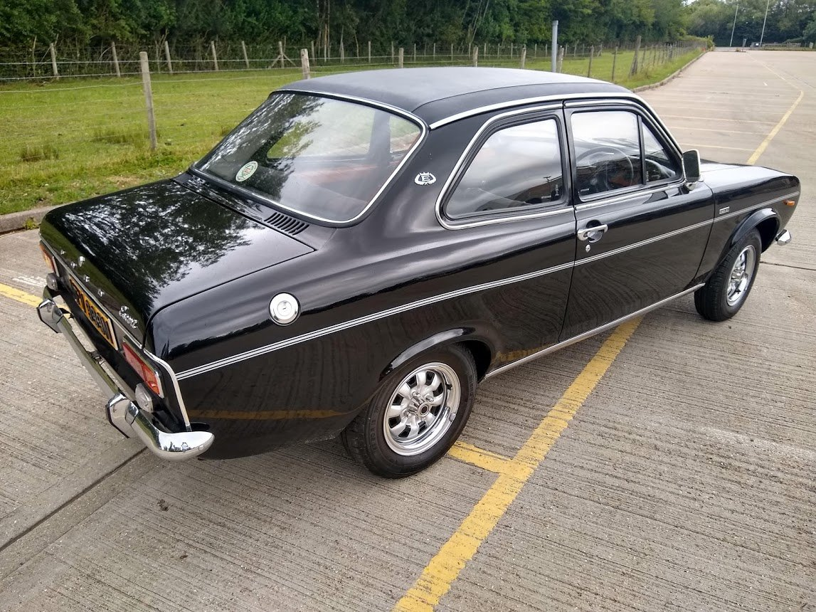 1975 Ford Escort MK1 1300E for auction 16th - 17th July For Sale by Auction (picture 3 of 6)