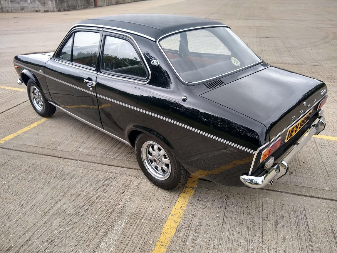 1975 Ford Escort MK1 1300E for auction 16th - 17th July For Sale by Auction (picture 4 of 6)