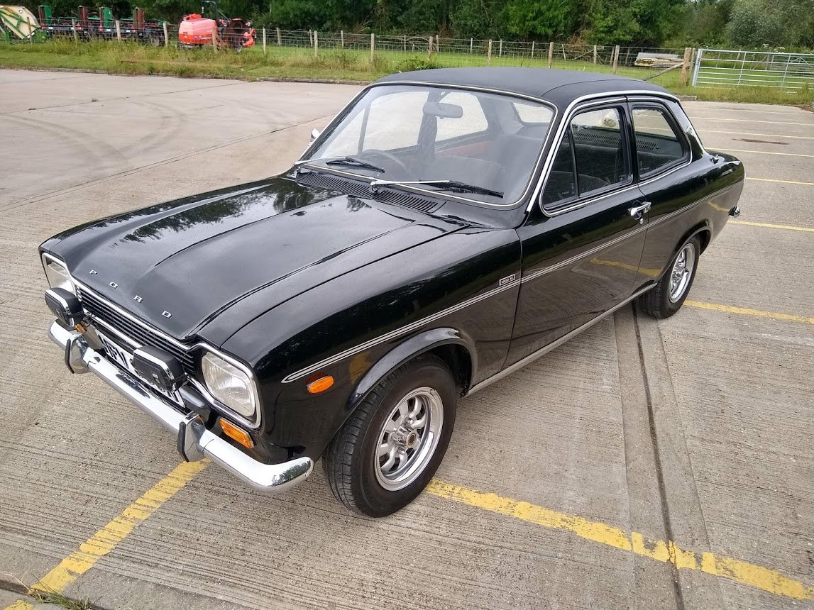 1975 Ford Escort MK1 1300E for auction 16th - 17th July For Sale by Auction (picture 5 of 6)