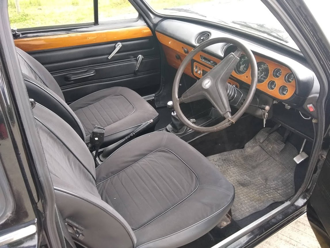 1975 Ford Escort MK1 1300E for auction 16th - 17th July For Sale by Auction (picture 6 of 6)