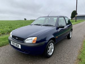 2001 Ford Fiesta 1.3 Flight ***2,938 miles from new**