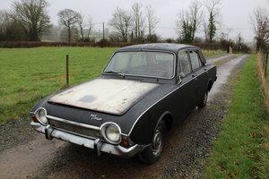 1965 ford corsair 1500gt lhd for restoration