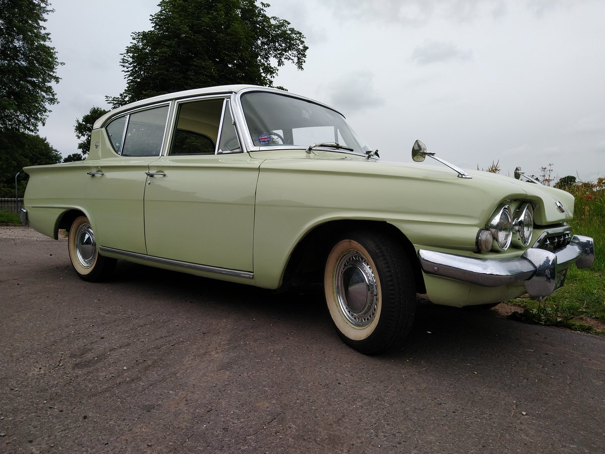 1963 Without doubt one of best examples of Dagenham's finest! For Sale (picture 1 of 6)