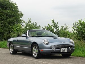 2005 Ford Thunderbird '50th Anniversary' For Sale by Auction