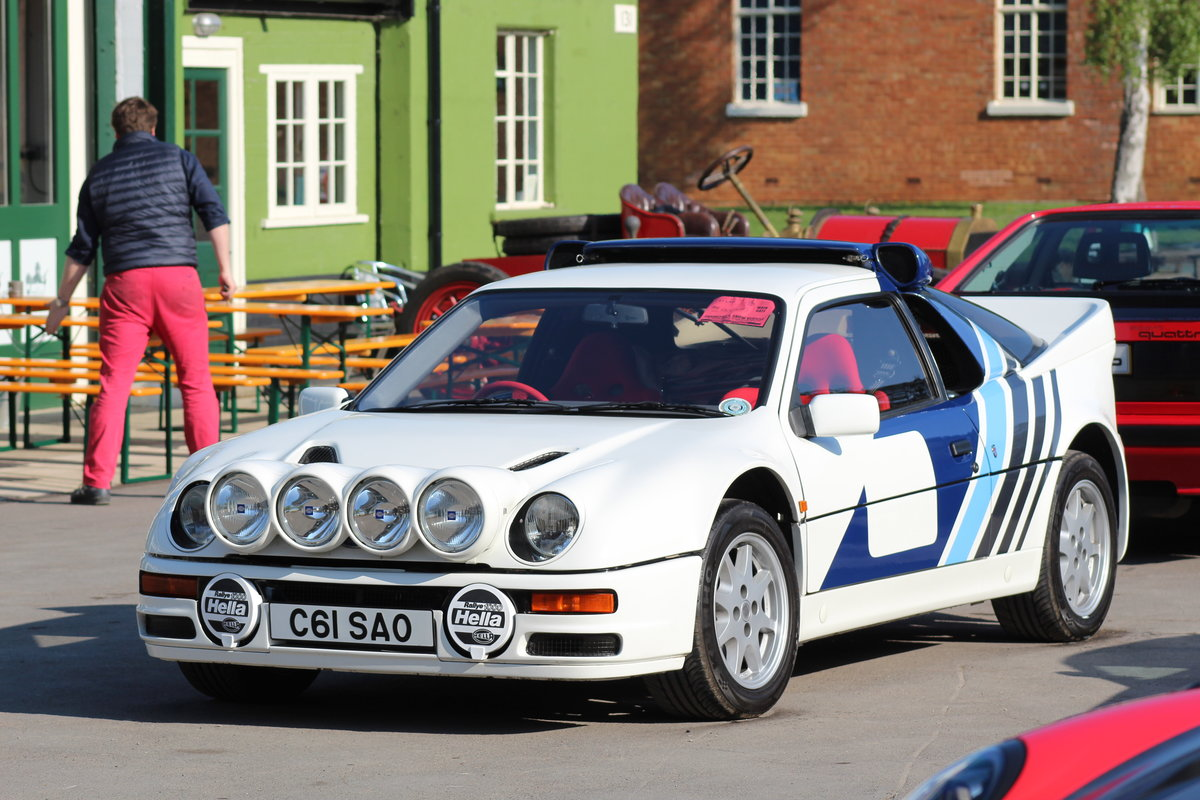 1993 Ford RS200 Group B Car - Road For Sale (picture 1 of 6)