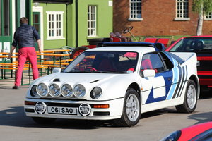 Ford RS200 Group B Car - Road