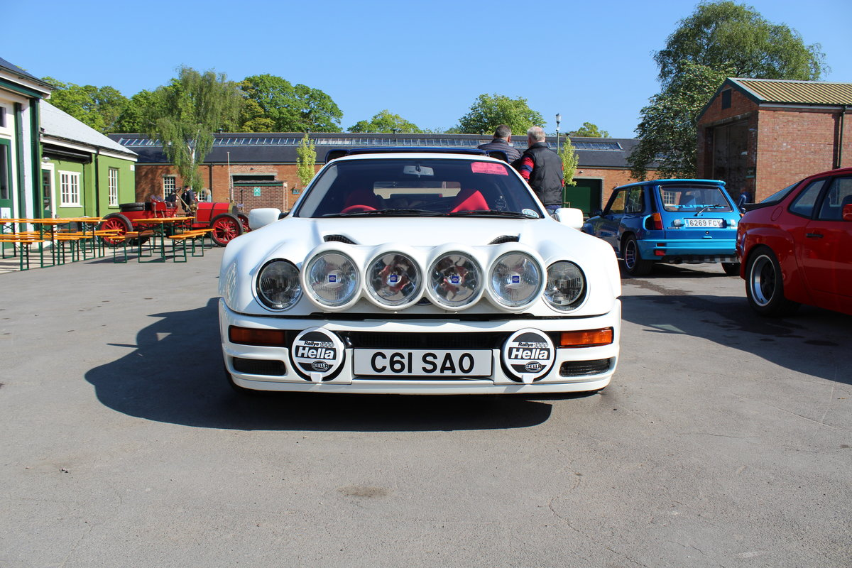 1993 Ford RS200 Group B Car - Road For Sale (picture 3 of 6)