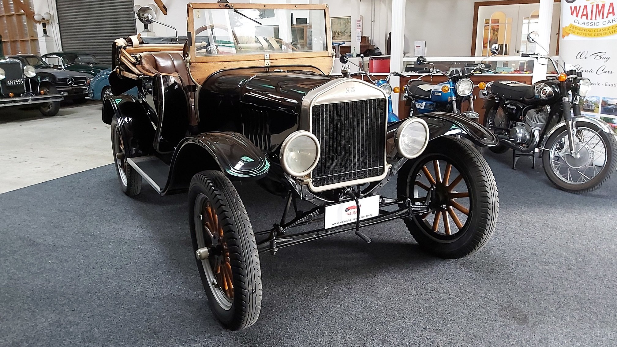 1919 ONE HUNDRED & ONE YEARS OLD! For Sale (picture 1 of 6)