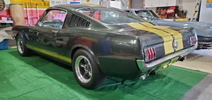1965 Ford Mustang Fastback, V8 Manual trans, Shelby Looks