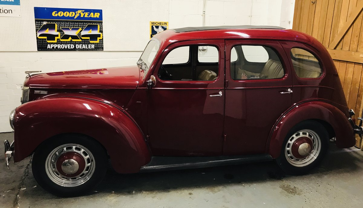1951 Ford Prefect SOLD (picture 1 of 6)